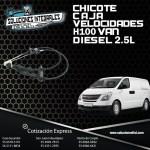 CHICOTE CAJA VELOCIDADES H100 VAN DIESEL 2.5L