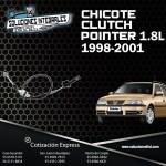 CHICOTE DE CLUTCH POINTER 1.8L 98/01