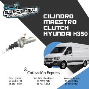 CILINDRO MAESTRO CLUTCH HYUNDAI H350