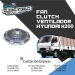FAN CLUTCH VENTILADOR HYUNDAI H200