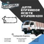 JUNTA ENFRIADOR ACEITE HYUNDAI H200