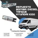 REPUESTO BOMBA DIESEL TANQUE HYUNDAI H350