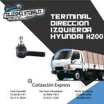 TERMINAL DIRECCION IZQUIERDA HYUNDAI H200