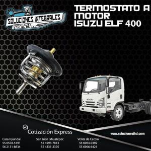 TERMOSTATO (A) MOTOR ISUZU ELF 400