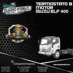 TERMOSTATO (B) MOTOR ISUZU ELF 400