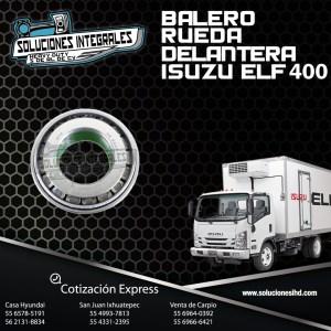 BALERO RUEDA DELANTERA ISUZU ELF 400