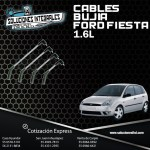 CABLES BUJIA FORD FIESTA 1.6L 01/12