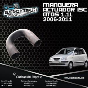 MANGUERA ACTUADOR ISC ATOS 1.1L 06-11