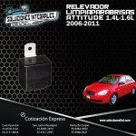 RELEVADOR LIMPIAPARABRIZAS ATTITUDE 1.4L-1.6L 06-11