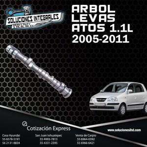 ARBOL LEVAS ATOS 1.1L 05/11