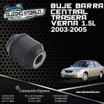 BUJE BARRA CENTRAL TRAS. VERNA 1.5L 03/05