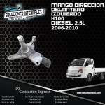 MANGO DIRECCION DELANTERO IZQUIERDO H100 DIESEL 2.5L 06-10