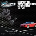 SOPORTE TRANSMISION CAMARO V6/V8 91-02