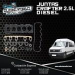 JUNTAS CRAFTER 2.5L DIESEL