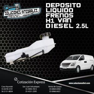 DEPOSITO LIQUIDO FRENOS H1 VAN DIESEL 2.5L