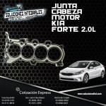 JUNTA CABEZA MOTOR KIA FORTE 2.0L