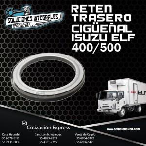 RETEN TRASERO CIGUENAL ISUZU ELF 400 500
