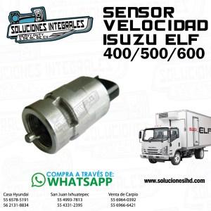 SENSOR VELOCIDAD ISUZU ELF 400/500/600