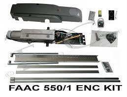 Kit FAAC 550