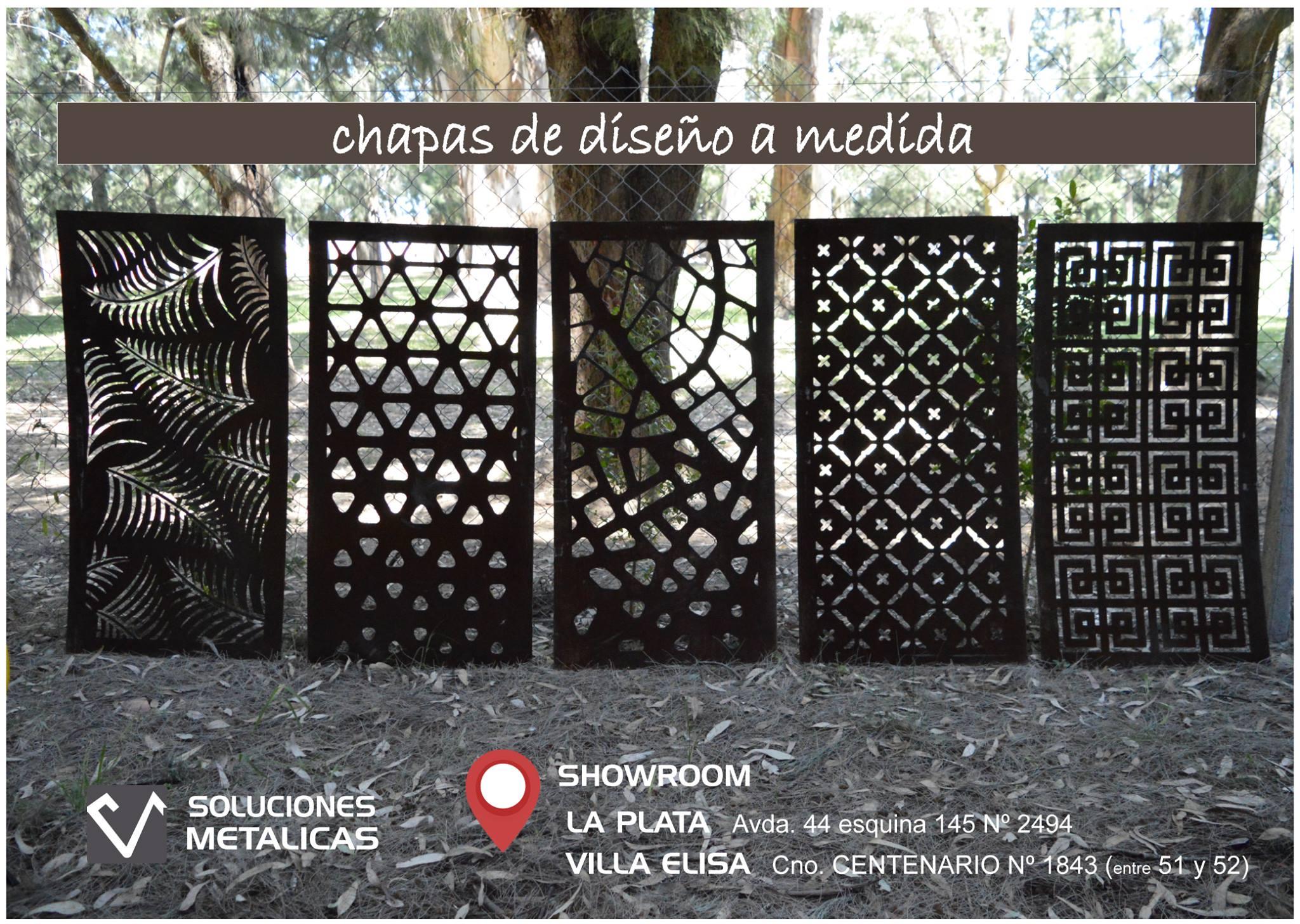 Diseño en Chapa