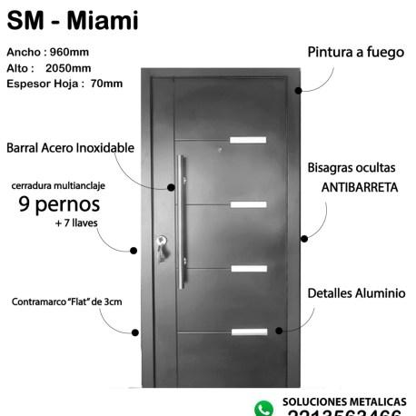 Puerta Miami 2