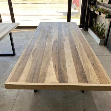 mesa de guayubira de 250 x 100 VII