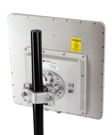 SOLUPREST | InfiNet Wireless | InfiMAN 2x2 | BS et CPE MIMO WIMAX - Réseaux hertziens multipoint longues distances - Vidéo Surveillance