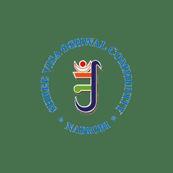 Visa Oshwal Community Nairobi VOC Logo