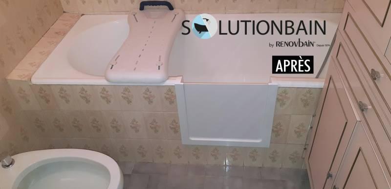 renovation et decoupe de baignoire sur toulon solution bain