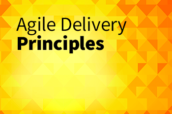 Agile delivery principles