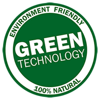 Solution Ozone Quality Standards Green Tech Logo Image