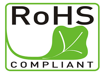Solution Ozone Quality Standards RoHS Logo Image
