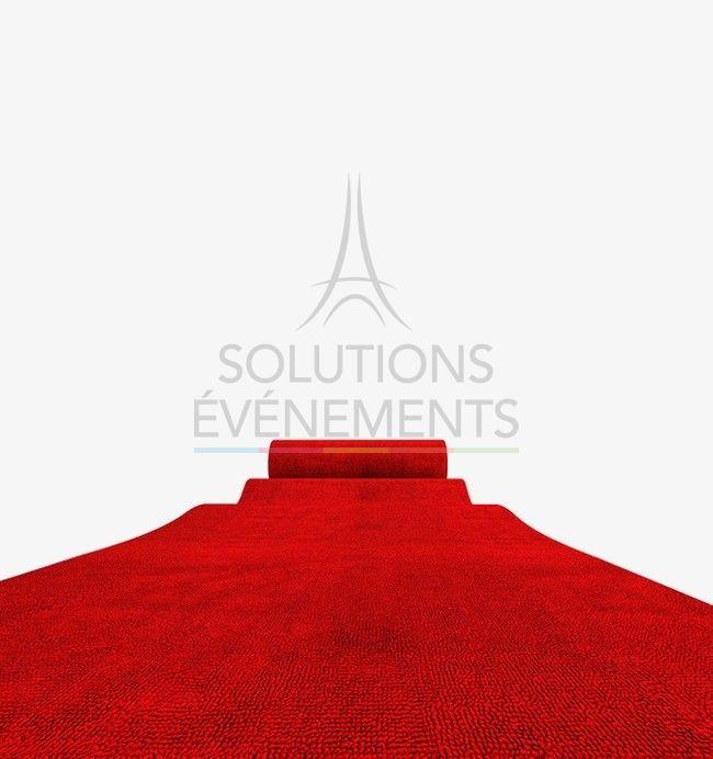 location tapis rouge
