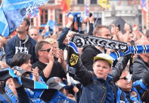 Club Brugge : expérience numérique étendue