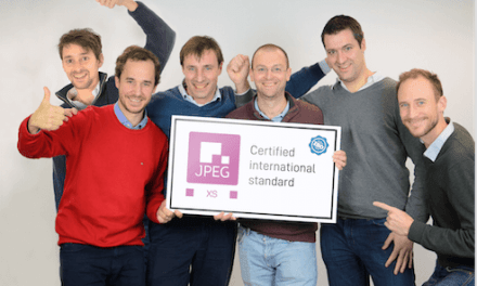 JPEG XS, compression «made in Belgium»