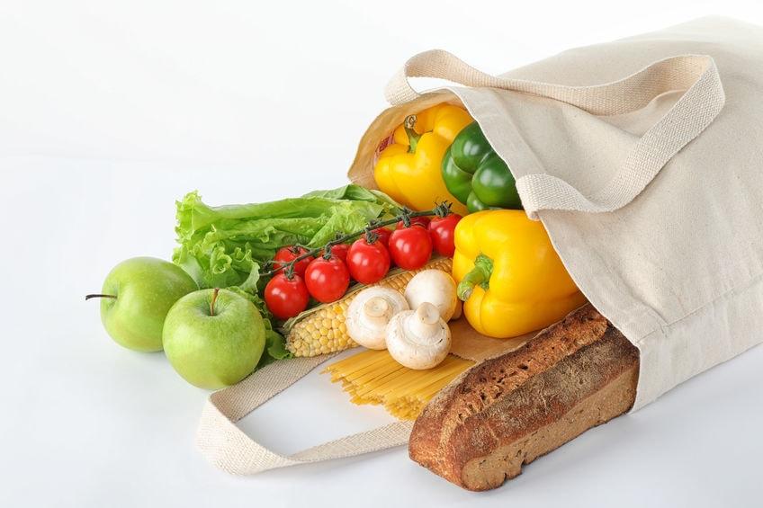 Tote bag_zero waste