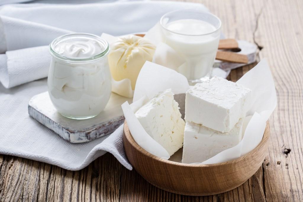Produits laitiers et inflammation