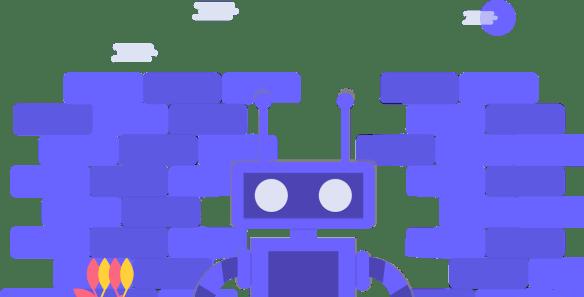 Utilisation des chatbots sur le marché