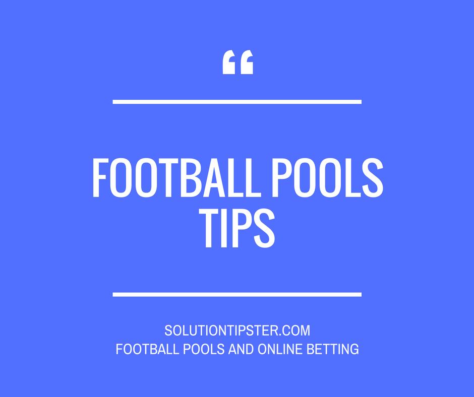 Week 18 UK Football Pools: Post Your Best Banker Or Pair Or Winning