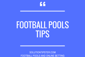 week 05 pools banker tips