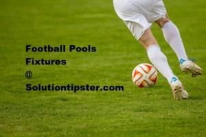 week 33 pool fixtures