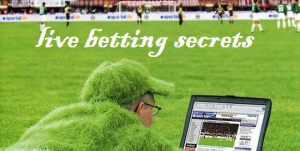 in play betting