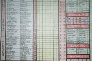 week 23 pool fixtures