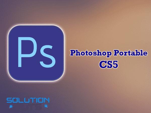 Photoshop Portable cs5 free download