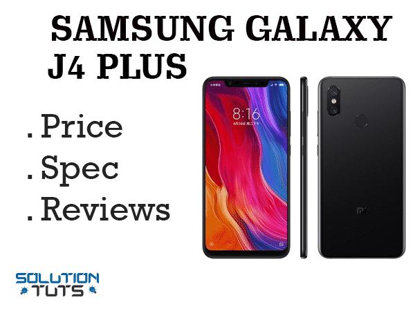 Samsung Galaxy J4 plus price in Pakistan & Release Date
