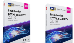 Bitdefender Total Security 2018 Activation Code Latest All Update