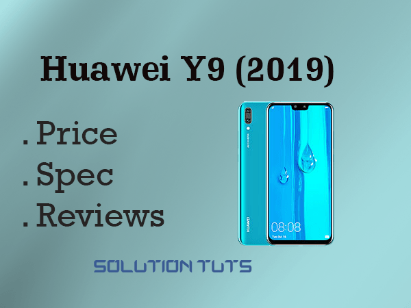 Huawei Y9 2019 Price In USA & UAE | Specification