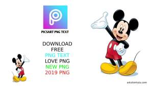 PNG Text Free Download (PNG Text For Picsart) New Update