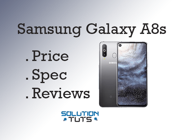 Samsung Galaxy A8s Price In USA & UAE | Specification