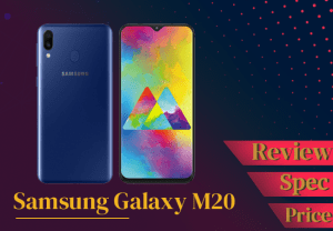 Samsung Galaxy M20 In USA & UAE | Specification